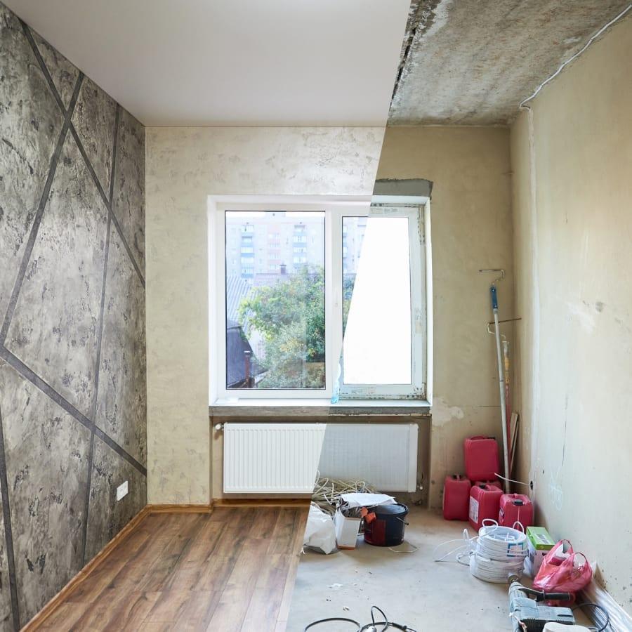 Mana Clean Marseille Nettoyage de fin de chantier, remise en état, déblaiement et débarras
